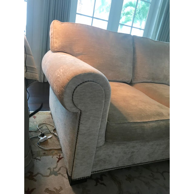 Traditional Ralph Lauren Jamaica Sofa For Sale - Image 3 of 12