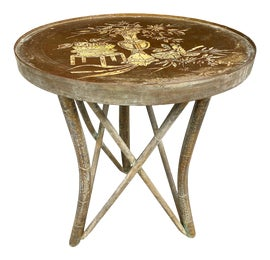 Image of Bronze Drink Tables