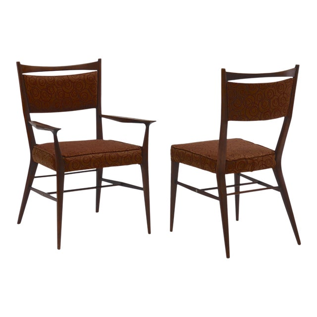 Eight Dining Chairs by Paul McCobb For Sale