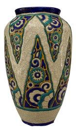 Image of Cornflower Blue Vessels and Vases