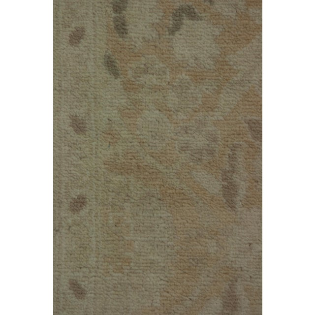 """Islamic Oushak Hand Knotted Area Rug - 5'10"""" X 8'9"""" For Sale - Image 3 of 3"""