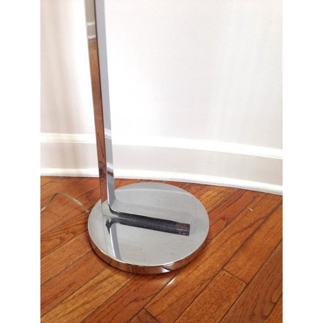 Chrome Floor Lamp - Image 10 of 10