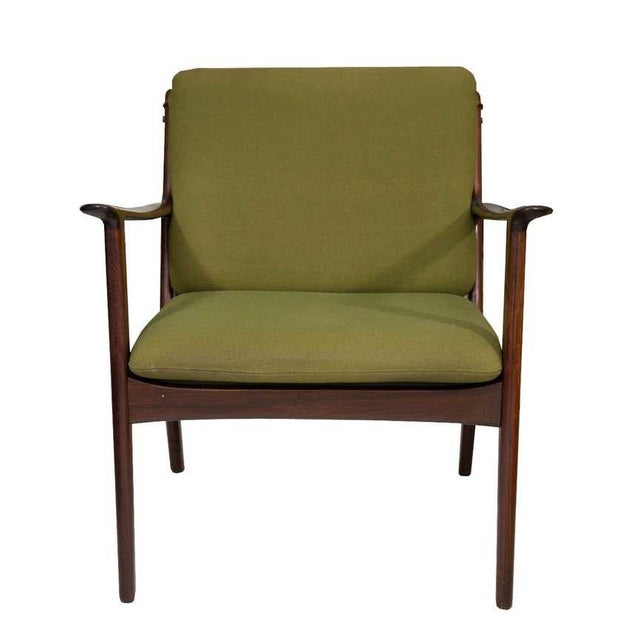 Ole Wanscher Rosewood Sofa and Chair Set - Image 5 of 10