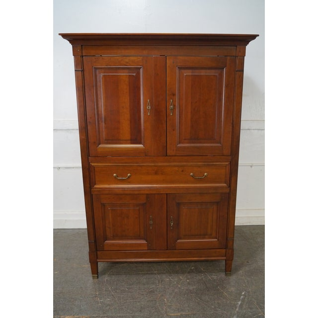 Grange French Directoire Style TV Armoire - Image 2 of 10