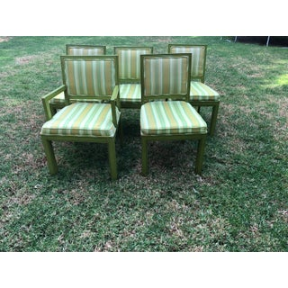 1970s Vintage Louis G Sherman Chairs - Set of 5 Preview