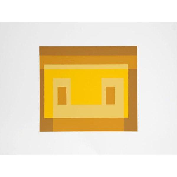 Artist: Josef Albers Portfolio: Formulation: Articulation (Double Portfolio) Title: Portfolio 1, Folder 30, Image 1 Year:...