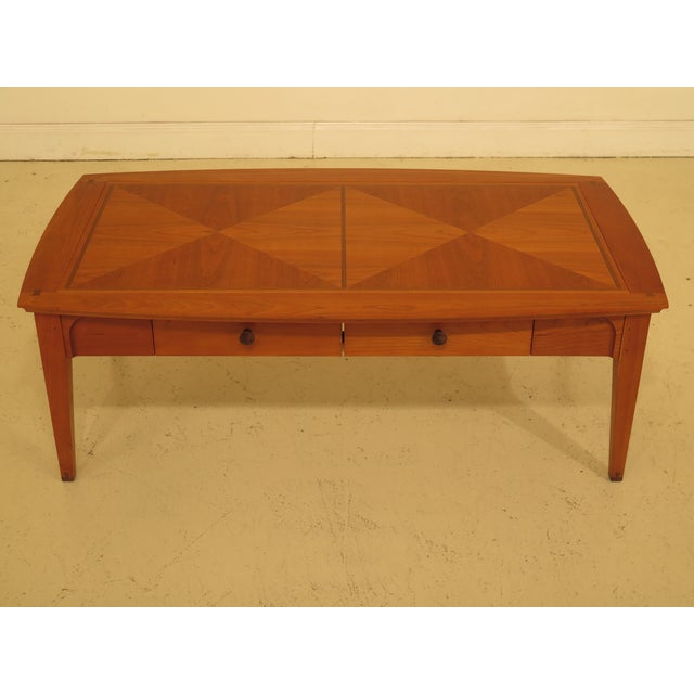 Arts & Crafts Harden 2-Drawer Coffee Table For Sale - Image 13 of 13