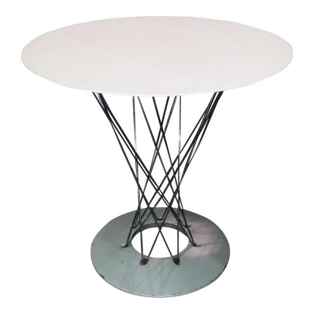 Modernist Cafe Table - Image 1 of 10