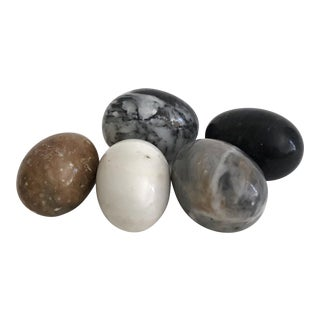 Marble Eggs - Set of 5