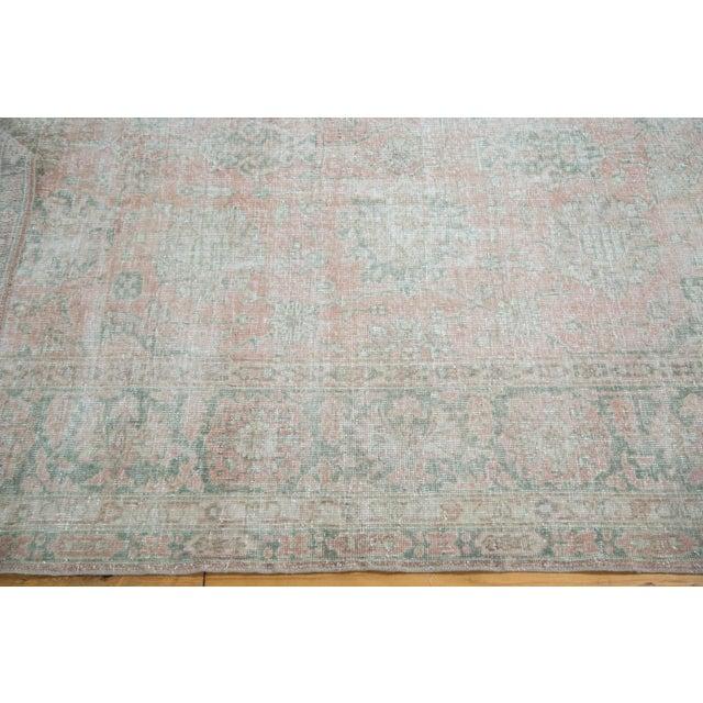 "Distressed Oushak Carpet - 9' X 12'1"" - Image 10 of 10"