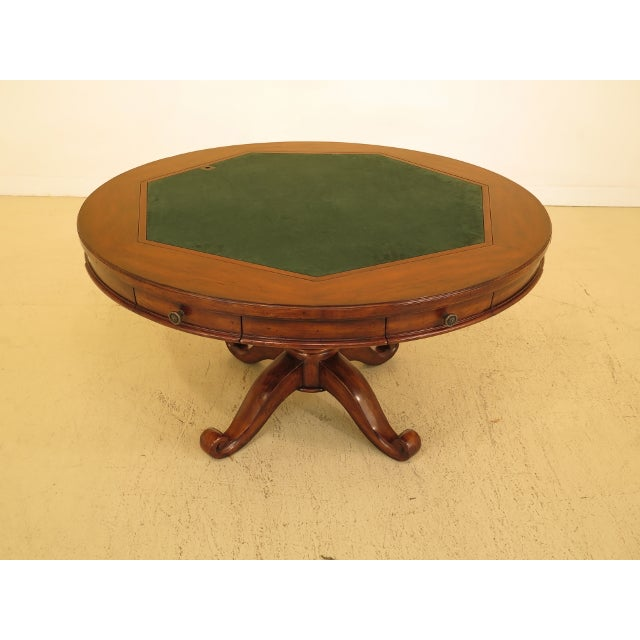 Artistica Round Card Poker Games Table For Sale In Philadelphia - Image 6 of 13