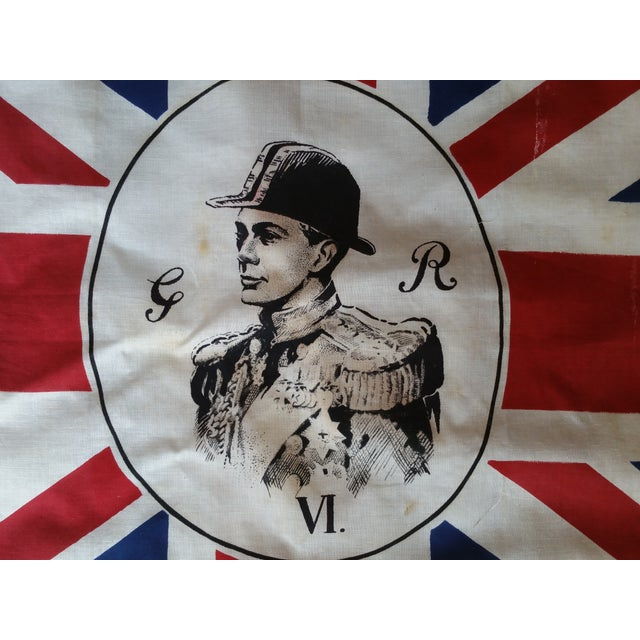 Vintage Traditional English King George Flag - Image 3 of 4
