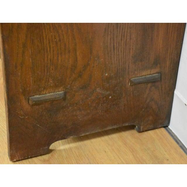 Gustav Stickley Craftsman Desk - Image 5 of 10