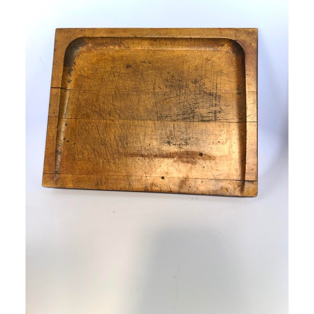 Antique Pastry/Noodle Bread Board For Sale - Image 6 of 6