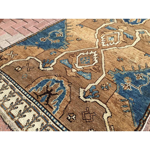 Vintage Hand Knotted Anatolian Rug For Sale In Raleigh - Image 6 of 12