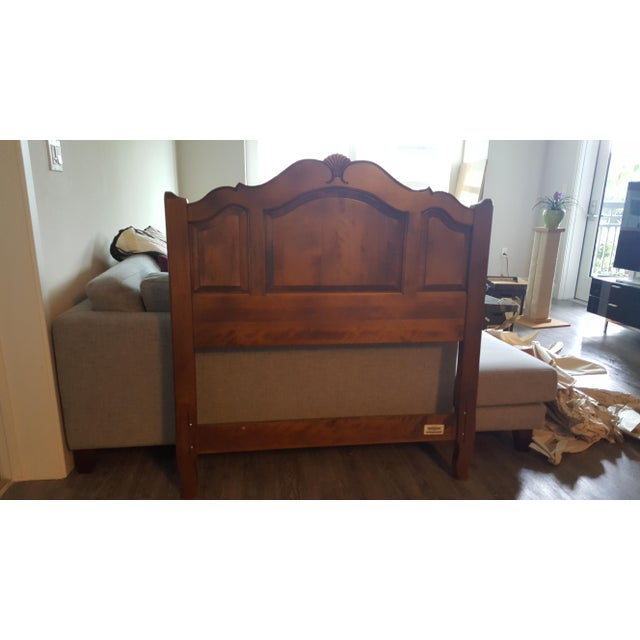 Ethan Allen French Country Twin Headboard - Image 2 of 3