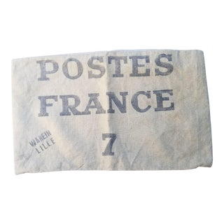 French Postal Sack For Sale