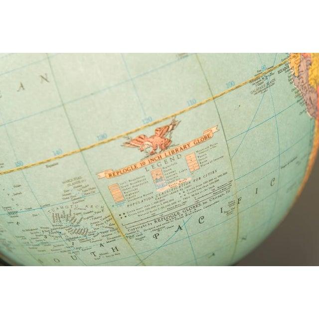 Illuminated Replogle Library Globe - Image 4 of 9