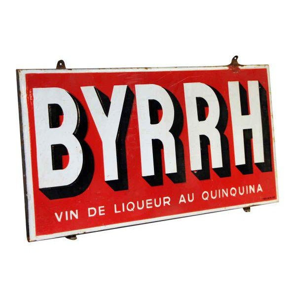 Byrhh Liquor Sign - Image 2 of 4