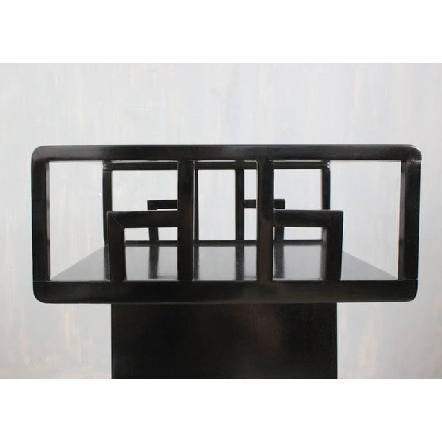 Pair of Mid-Century Modern Nightstands For Sale In New York - Image 6 of 11