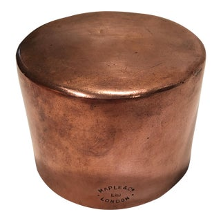 Maple and Company Copper Mold