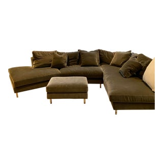 Room and Board Sectional For Sale