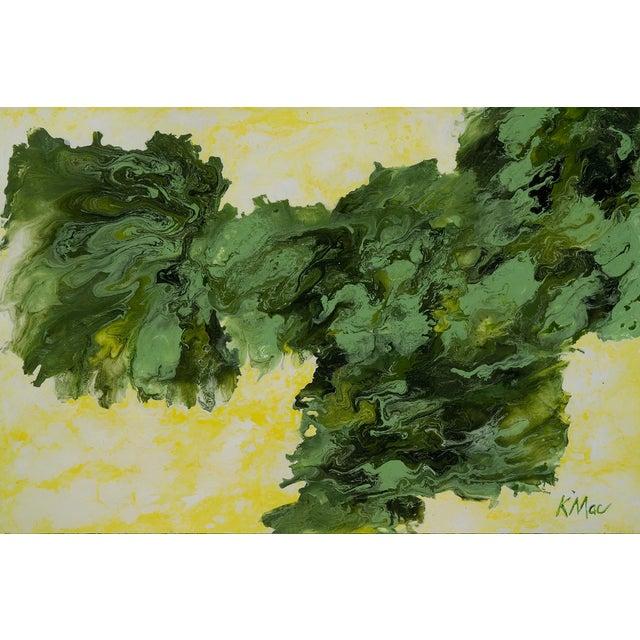 """""""Wild Lettuce"""" Original Painting - Image 1 of 3"""