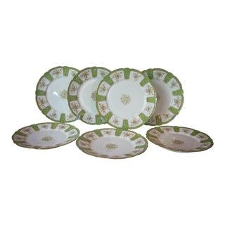 Haviland Limoges Luncheon Plates - Set of 7 For Sale