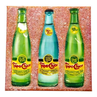 TopoChico Pop Art Painting For Sale