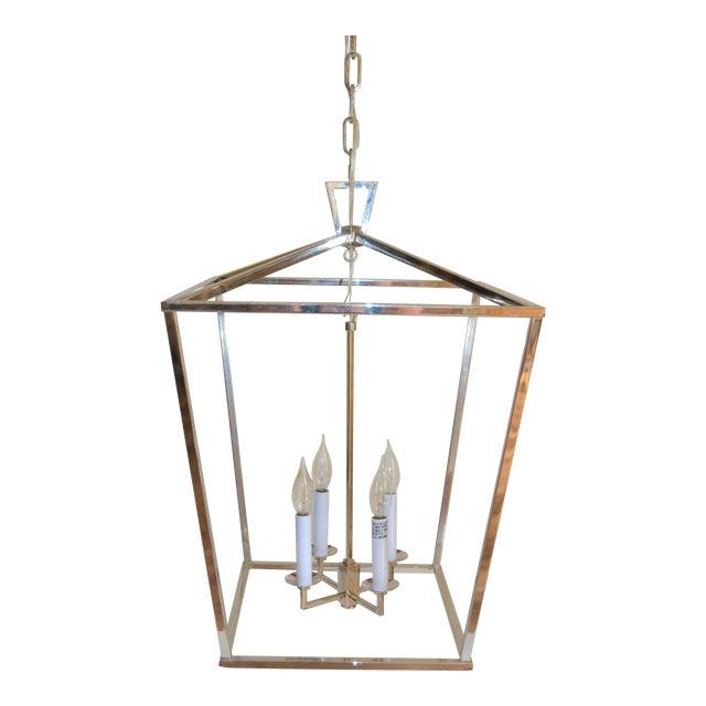 Visual Comfort Medium Darlana Lantern For Sale