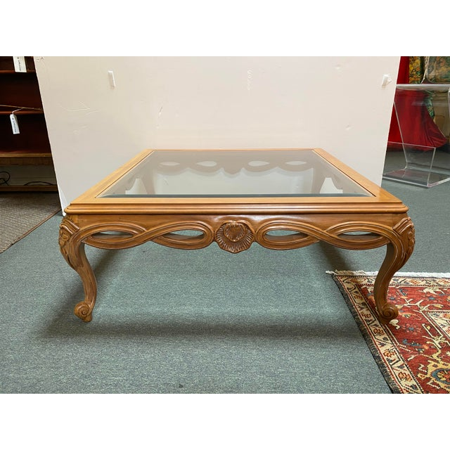 Century Furniture Chardeau Collection Coffee Table For Sale - Image 12 of 12
