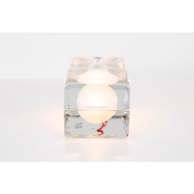 Set of Harri Koskinen Block Lamps For Sale - Image 4 of 13