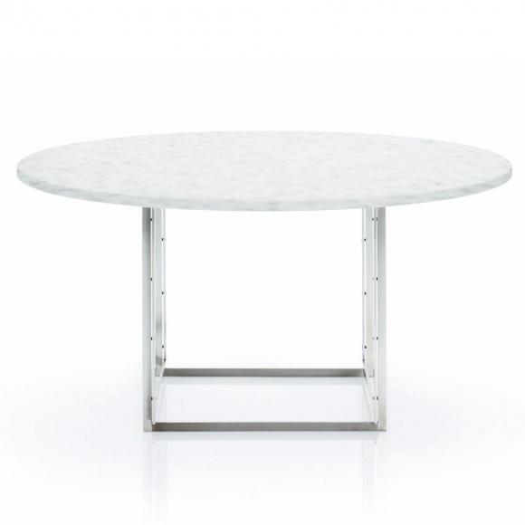 Aesthetic Movement POUL KJAERHOLM PK 54 Dining Table, E. Kold Christensen ca. 1965 For Sale - Image 3 of 3