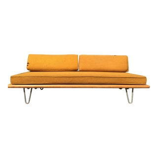 1950s Vintage George Nelson Mid-Century Modern Daybed For Sale