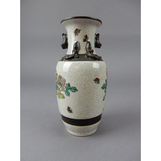 Antique Chinese Celadon Vase For Sale - Image 6 of 11