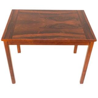 Scandinavian Modern Side Table For Sale
