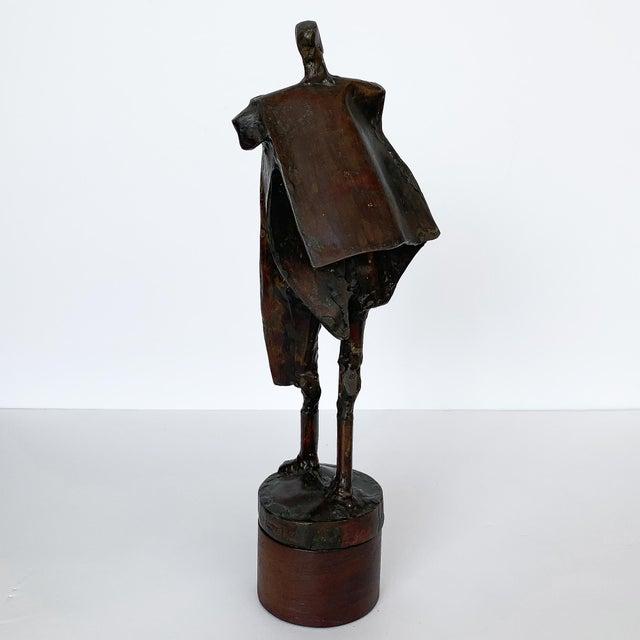 1960s Carole Harrison Figurative Matador Sculpture For Sale - Image 5 of 13