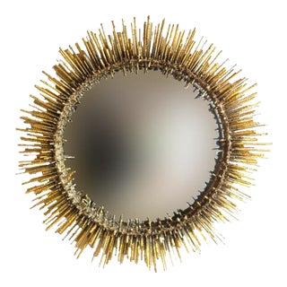 The Urchin Wall Mirror by James Bearden For Sale