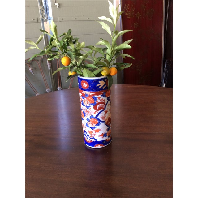 Antique Export Imari Vase - Image 3 of 6