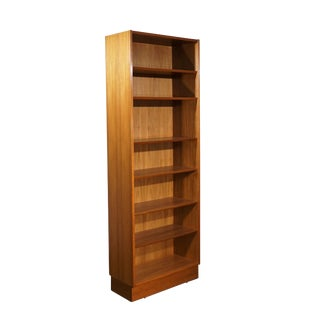 Danish Mid Century Hundevad Bookcase - Danmarksgade For Sale