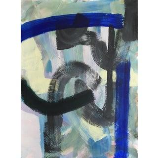 """""""Blue Mood"""" by Jessalin Beutler For Sale"""