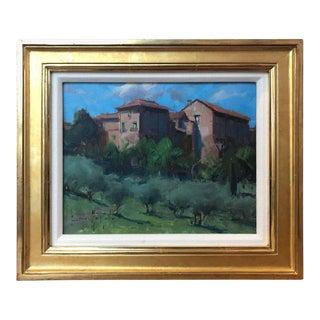 21st Century Umbrian Landscape Painting