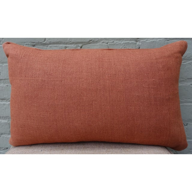 African African Kuba Cloth Pillow For Sale - Image 3 of 7