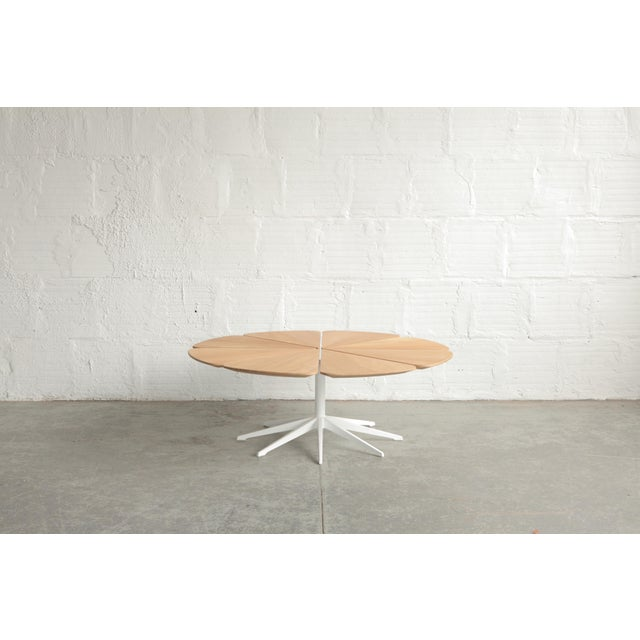 Mid-Century Modern Schultz Petal Coffee Table For Sale - Image 3 of 4