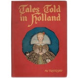"""Image of 1926 """"Tales Told in Holland"""" Coffee Table Book For Sale"""