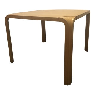 1990s Vintage Alvar Aalto for Artek Fan Leg Coffee Table For Sale