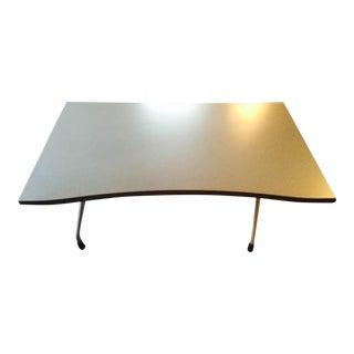 20th Century Contemporary Herman Miller Adjustable Designer's Desk For Sale