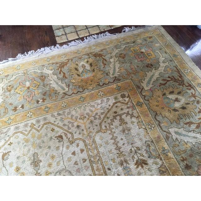 Vintage Wool Persian Rug - Image 3 of 6