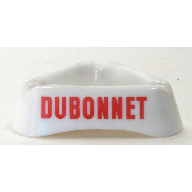 Vintage French Dubonnet Ashtray - Image 6 of 6