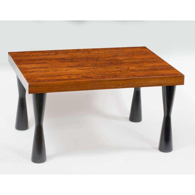 Mid-Century Rosewood End Tables - A Pair - Image 3 of 9